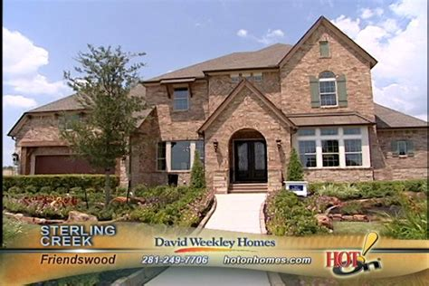 sterling creek houston david weekley homes on vimeo