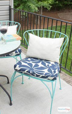 Diy Patio Furniture Cushions 1000 Images About Patio Decor Furniture On Outdoor Chair Cushions Patio Pond And