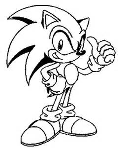 pictures mario sonic az coloring pages