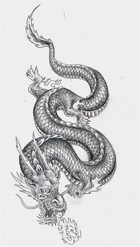 chinese dragon tattoo designs tattoos book 2510 free printable stencils