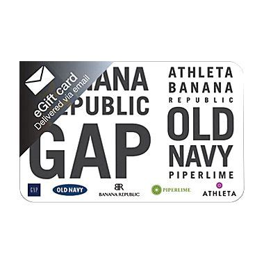 Gap Online Gift Card - gap brands gift cards 20 off mybargainbuddy com