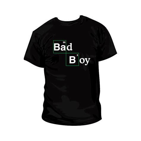 Kaos Breaking Bad bad boy camisetasfrikis es