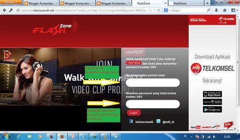 Wifi Flash Zone medin wibowo cara koneksi di kus amik bina sriwijaya