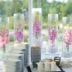 vase mariage cylindrique 60cm centre de table original