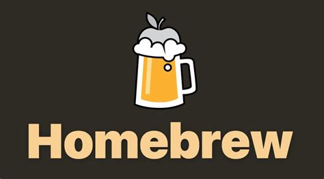 how to install homebrew on your mac to install apps and