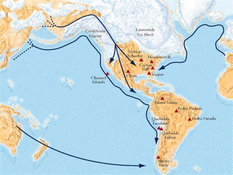 america age map ancient america part 1