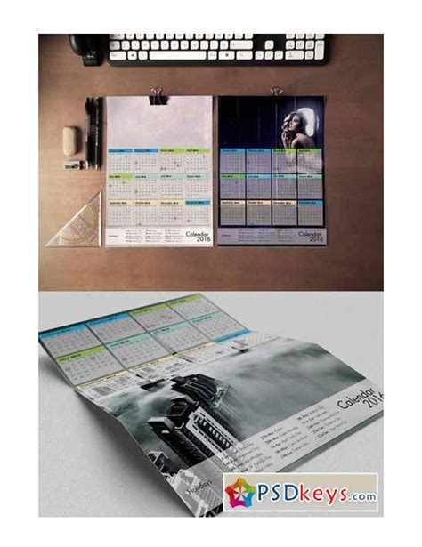 Calendar 2016 Template Indesign Free Indesign Calendar Template 2015 Free Search Results