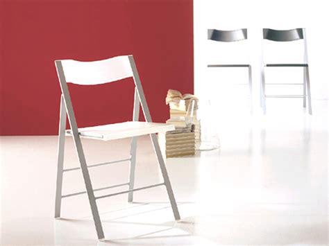 sedie pieghevoli bontempi sedia pieghevole poket di bontempi con seduta e schienale