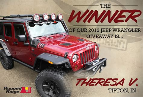 About Com New Sweepstakes - jeep sweepstakes winner