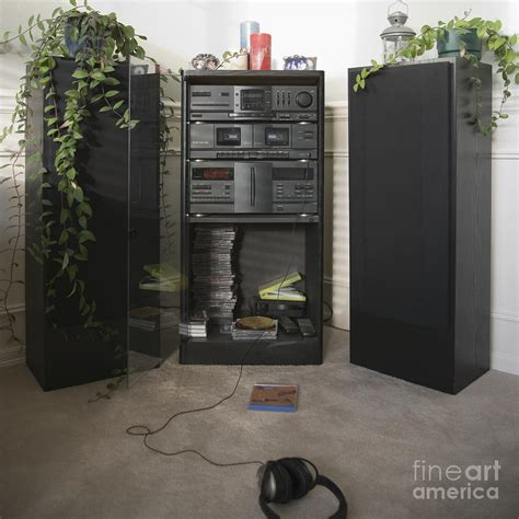 living room stereo stereo equipment in a living room photograph by andersen ross