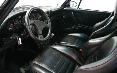 ruf porsche interior tuning icon 1986 ruf porsche 930 turbo bring a trailer