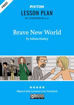 what are themes in brave new world brave new world activities character map imagery major