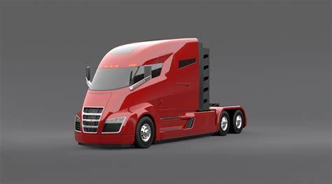 Nikola Electric Semi Truck | η nikola motor παρουσιάζει ηλεκτρικό φορτηγό και ηλεκτρικό