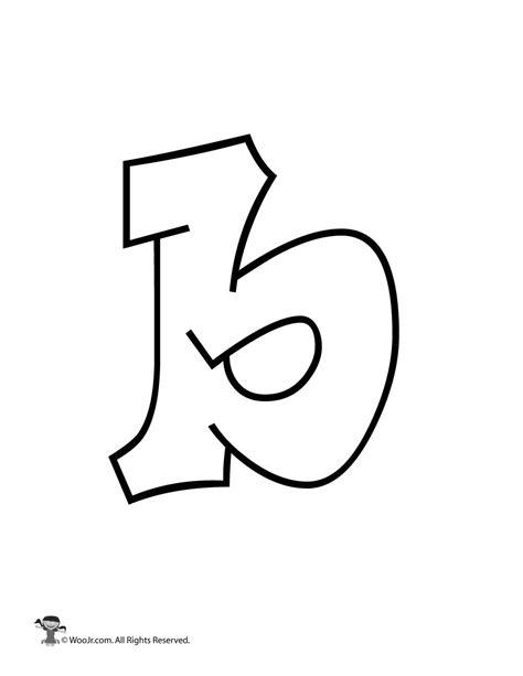 graffiti letter b graffiti lowercase letter b woo jr kids activities