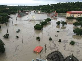 Flooding In Tx Possibly Catastrophic Braces For Even More