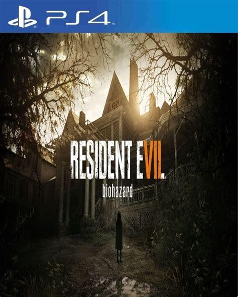 Ps 4 Resident Evil 7 resident evil 7 biohazard ps4 new