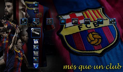 download themes barcelona pc fc barcalona ps3 theme by adyp on deviantart