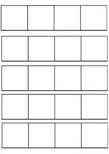 comic panel template 4 panel comic template by redkitebait on deviantart