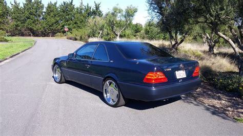 1994 mercedes s600 v12 for sale