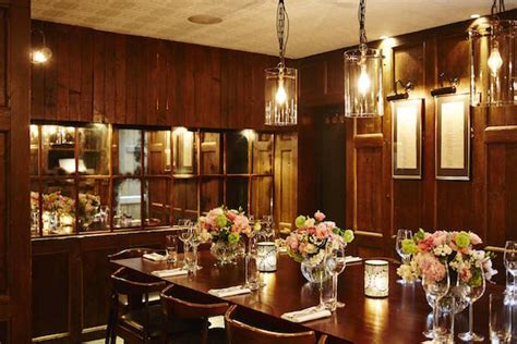 the best dining rooms in