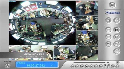 Robo 360 Ip Cctv 360 geovision gv fe420 360 degree ip security