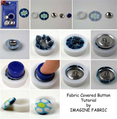 how to button upholstery fabric covered buttons tutorial diy fabric covered