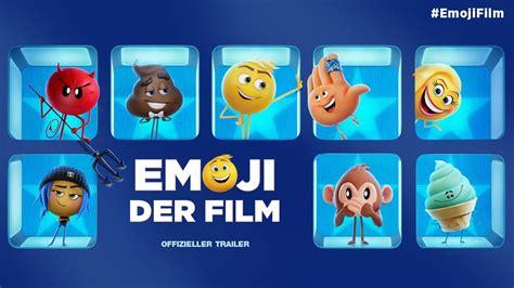 emoji feature film emoji der film 3d trailer deutsch ab dem 4 8 2017