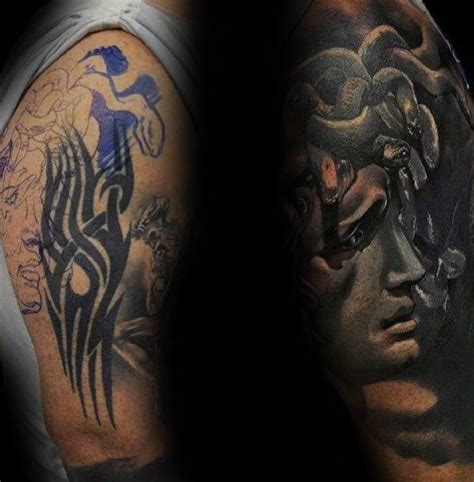 half sleeve cover up tattoos for men 60 cover up tattoos for concealed ink design ideas