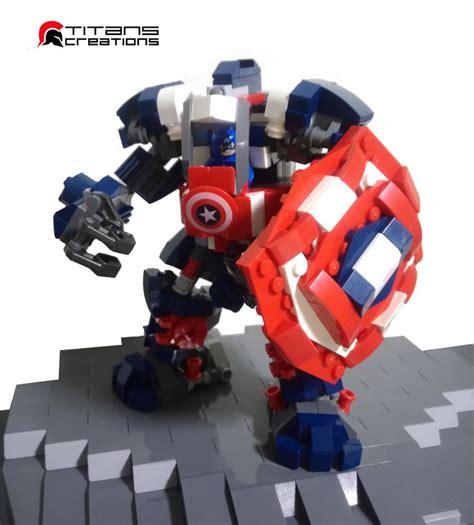 Lego Captain America Robot Eima 49 best lego marvel images on lego marvel