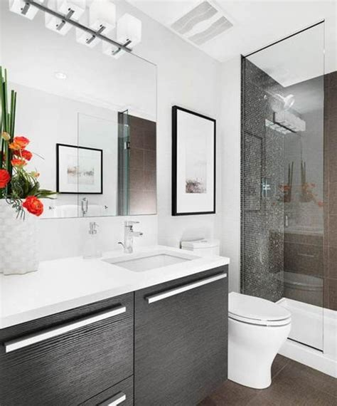 prissy modern bathroom renovation ideas with small ensuite