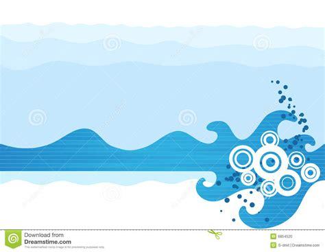 clipart mare onde mare illustrazione vettoriale illustrazione di