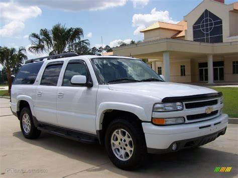 how to learn about cars 2005 chevrolet suburban 1500 auto manual 2005 summit white chevrolet suburban 1500 z71 11264410 gtcarlot com car color galleries
