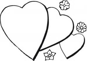 printable heart coloring pages coloring