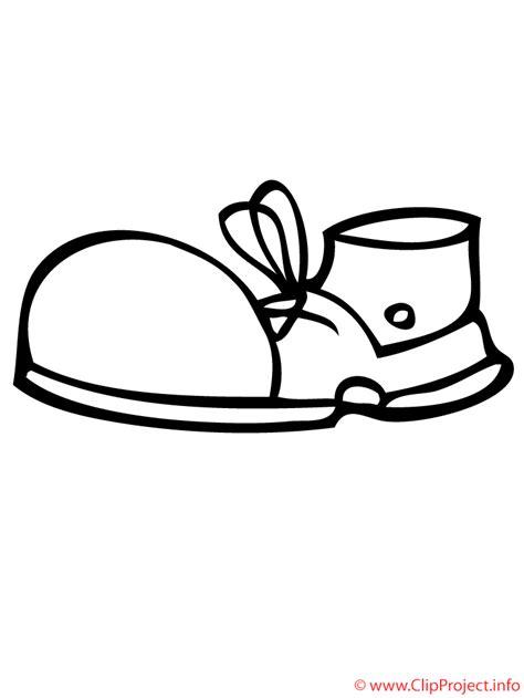 imagenes de zapatos infantiles para colorear bota dibujo para colorear gratis