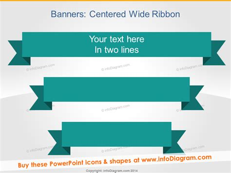 design banner with powerpoint how to create infographics in powerpoint part ii