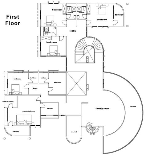 large mansion floor plans big luxury house plans big house floors plan designs
