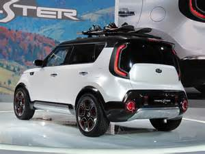 kia soul based trail ster concept features electric awd