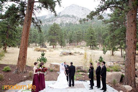 della terra studiowed denver estes park weddings real wedding at
