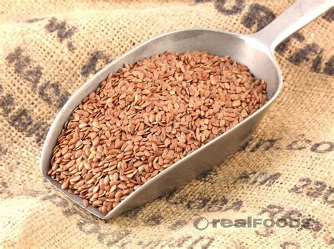 Organic Brown Flaxseed 250gr organic flaxseed brown linseed from real foods buy bulk