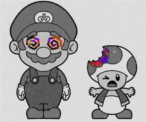 Mario Bros 3 Dot Pin Set by Mario Bros Toad Nintendo Magic Maushroom Nintendo