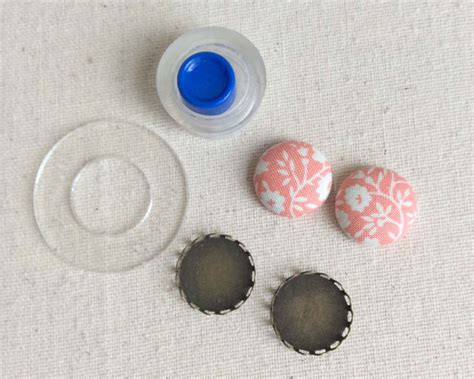 How To Cover Buttons With Upholstery Fabric by Faire L Atelier De Jojo