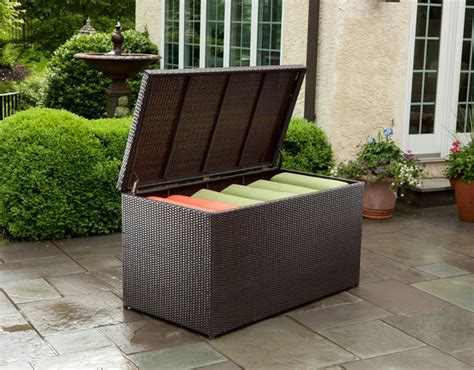 Patio Furniture Cushion Storage Best Storage Design 2017 Patio Furniture Cushion Storage