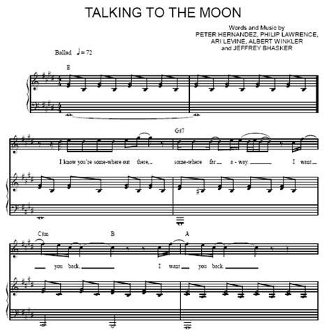 download mp3 bruno mars talking to the moon acoustic piano version talking to the moon bruno mars sheet music purple