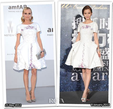 Who Wore Chanel Better by Who Wore Chanel Better Diane Kruger Or Angelababy