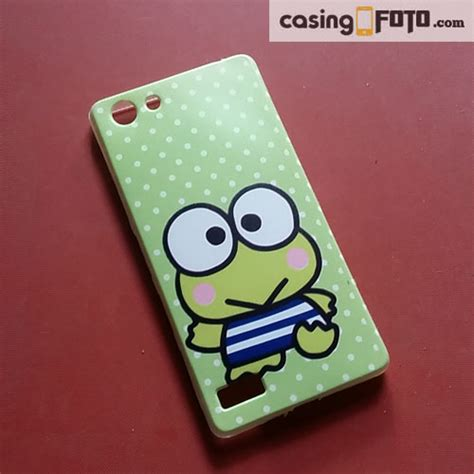 Custom Softcase All Tipe Hp Smartphone 1 casing foto hp softcase gambar kartun kodok