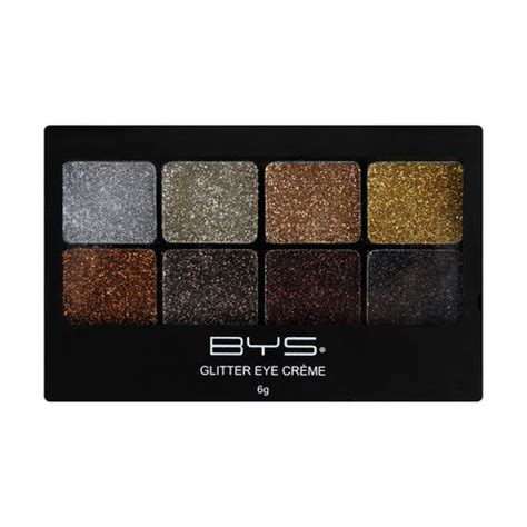 Mizzu Eye Base Essentials 6g bys glitter eye creme 6g razzle dazzle kmartnz