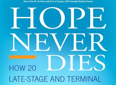 book review never dies how 20 late stage and