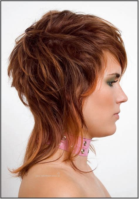 shag hairstyle from 1980s short shag haircut hairstyles image gallery gt women s
