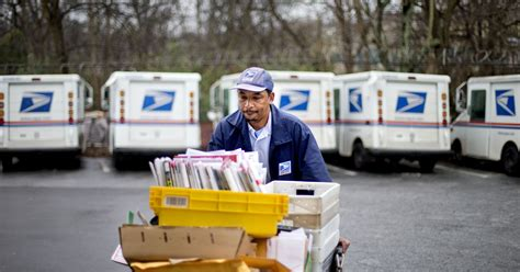 Postal Service Office by Postal Service Dropping Mail Prices For Time In 100