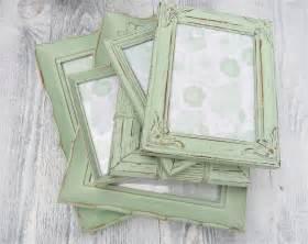 shabby chic green frames jpg 1500 215 1193 country
